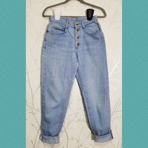Lee Vintage Union Made in USA High Rise Mom Jeans